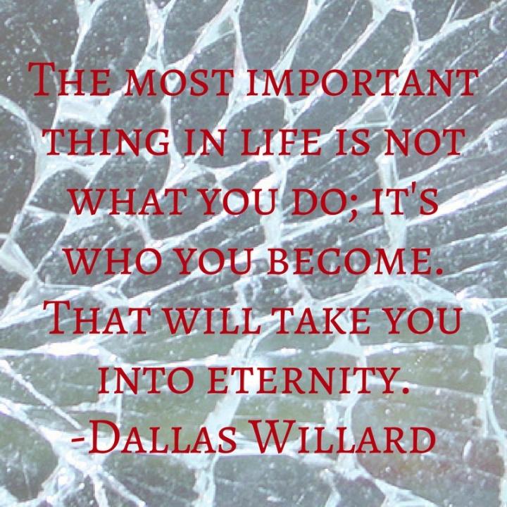 Dallas Willard the soul